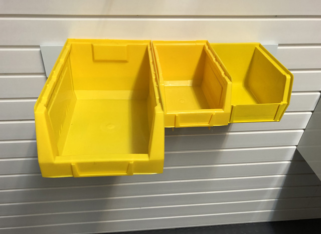 Products - Organising Bins
